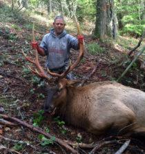 2016 Roosevelt Elk Hunt