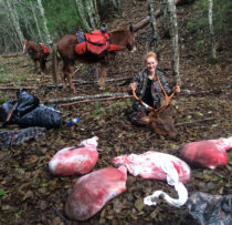 2016 Roosevelt Elk Remote Hunt