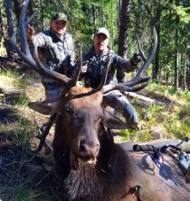 2015 Remote Archery Elk Hunt