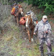 2015 Remote Roosevelt Elk Hunt