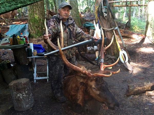 2016 Muzzleloader Elk Hunt