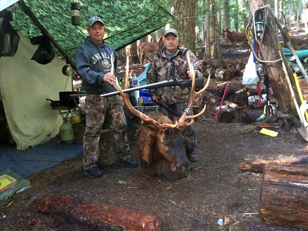 2016 Muzzleloader Hunt Remote Camp