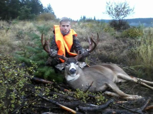 2015 Remote Deer Hunt