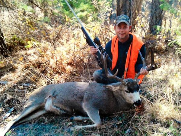 2015 Remote Trophy Deer Hunt