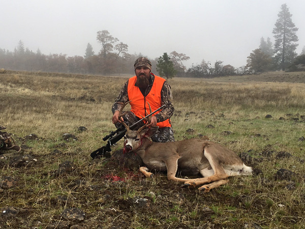2016 Blacktail Deer