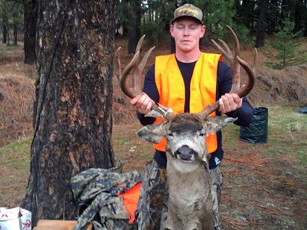 2016 Deer Hunting October