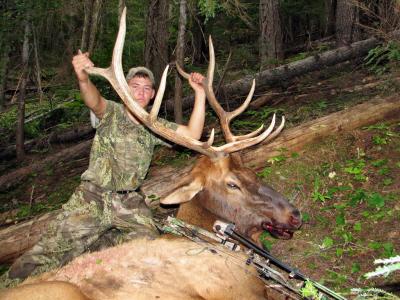 Elk Bow Hunts