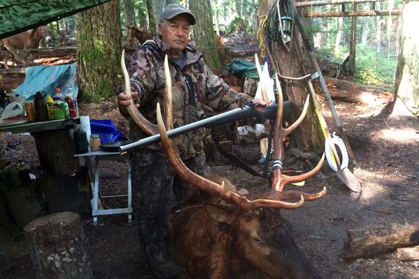 Muzzleloader-Elk-Hunt 2016