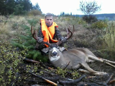 Youth Hunt Remote Deer 2015