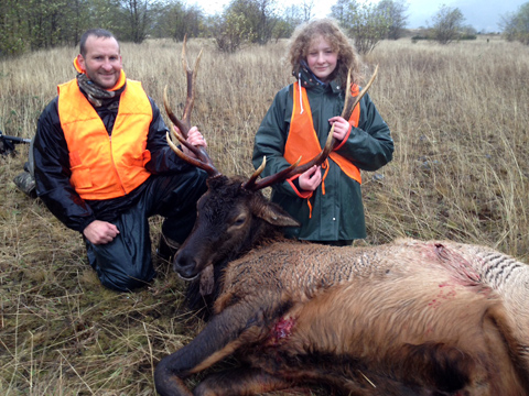 Youth Hunt Special Permit Draw 2014